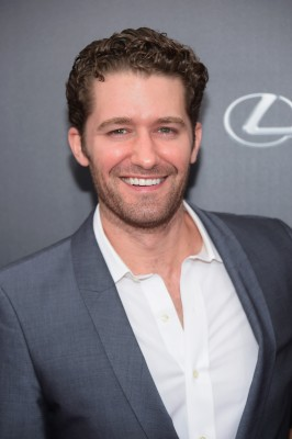 "NEW YORK, NY - AUGUST 06: Actor Matthew Morrison of Glee attends the The 2nd Annual Lexus Short Films ""Life is Amazing"" New York premiere presented by The Weinstein Company and Lexus at SVA Theater on August 6, 2014 in New York City. (Photo by Michael Loccisano/Getty Images for The Weinstein Company)"