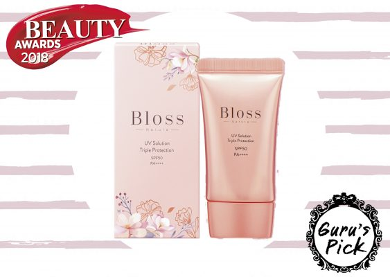 Bloss UV Solution SPF 50 PA++++
