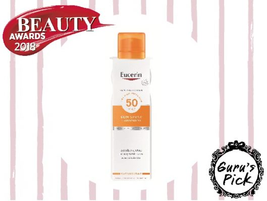 Eucerin Sun Body Spray Dry Touch SPF 50