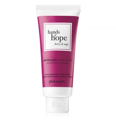 Philosophy Hand Of Hope Hand Cream Berry and Sage