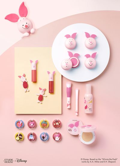 Etude House Happy with Piglet