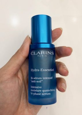Clarins Hydra - Essentiel Bi - Phase Serum