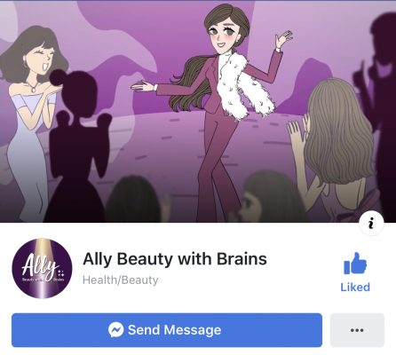 Ally Beauty with Brains