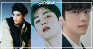 มินฮยอน NU'EST, ฮงบิน VIXX, TOP BIGBANG, ซึงกวาน SEVENTEEN, จินยอง GOT, ฮยองวอน MONSTA X, เวอร์นอน SEVENTEEN, แทยง NCT, วี BTS, ชาอึนอู ASTRO, V BTS, มินฮยอน, NU'EST, ฮงบิน, VIXX, TOP, BIGBANG, ซึงกวาน, SEVENTEEN, จินยอง, GOT, ฮยองวอน, MONSTA X, เวอร์นอน, แทยง, NCT, วี. BTS, ชาอึนอู. ASTRO, V, Minhyun, Hwang Minhyun, Hongbin, Seungkwan, Jinyoung, Jinyoung, Hyungwon, Vernon, Taeyong, Cha Eunwoo, ไอดอลหน้าหล่อ, ไอดอลชายหน้าหล่อ, ไอดอลเกาหลี