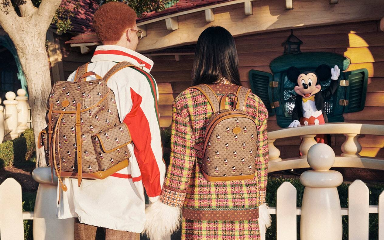 Gucci Mickey Mouse