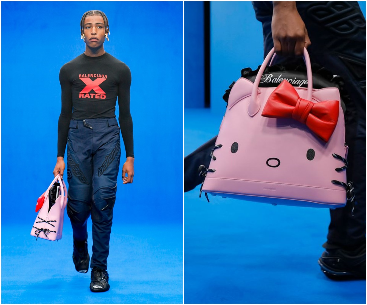 Balenciaga Hello Kitty