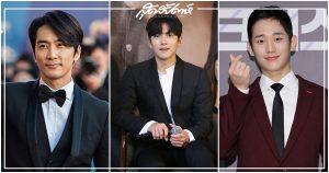 ซงซึงฮอน, จีชางอุค, จองแฮอิน, ซีรี่ย์เกาหลี, ซีรี่ย์เกาหลีปี 2020, 송승헌, Song Seung-heon, Jung Hae-in, 정해인, 지창욱, Ji Chang-wook, 편의점 샛별이, Convenience Store Saet Byul, Backstreet Rookie, A Piece of Your Mind, 반의반, Half of A Half, Half of Half, 웹툰 저녁 같이 드실래요?, Shall We Have Dinner Together?