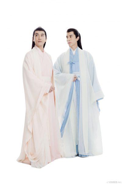 อวี๋เหมิงหลง - Yu Menglong - 于朦胧 - Alan Yu - พระเอกจีน - พระเอกซีรี่ย์จีน - นักแสดงสมทบจีน - พระรองซีรี่ย์จีน - สามชาติสามภพ ป่าท้อสิบหลี่ - นักแสดงซีรี่ย์จีนสามชาติสามภพ ป่าท้อสิบหลี่ - ซีรี่ย์จีนปี 2020 - ซีรี่ย์จีนครึ่งปีแรก 2020 - ซีรี่ย์จีนไตรมาสแรก 2020 - ซีรี่ย์จีนย้อนยุค - ซีรี่ย์จีนโรแมนติกดราม่า - ซีรี่ย์จีนแนวพีเรียด - ดาราจีน - ดาราชายจีน - คนดังจีน - ซุปตาร์จีน - บันเทิงจีน - ข่าวจีน - Eternal Love - The Legend of White Snake - Three Lives Three Worlds Ten Miles of Peach Blossoms - 新白娘子传奇 - ตำนานนางพญางูขาว - 三生三世十里桃花 - ไป๋เจิน - ป๋ายเจิน - The Love Lasts Two Minds - 两世欢 - คู่ชิดสองปฏิปักษ์ - WeTVth - WeTVซีรีส์จีน