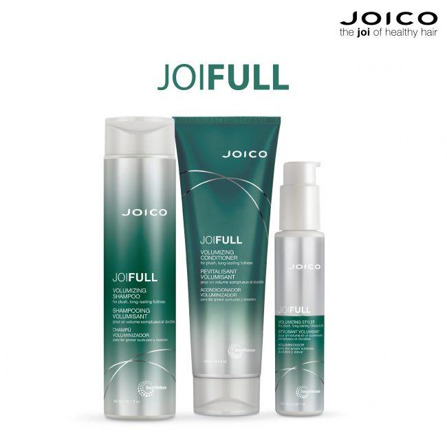 บิวตี้ไอเท็มมาใหม่ - Joico JoiFull Volumizing - JoiFull Volumizing – Joico - Volumizing Shampoo - Volumizing Conditioner - Volumizing Styler