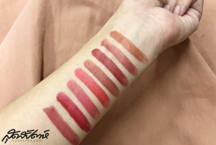 รีวิวลิป Hourglass - Confession Ultra Slim Intensity Refillable Lipstick – ลิปสติก HOURGLASS – สวอชสีลิปสติก – รีวิวเครื่องสำอาง