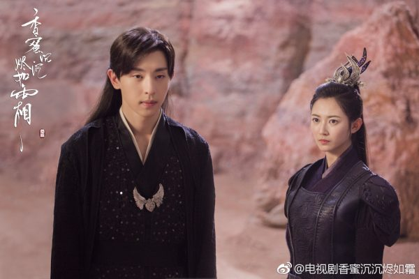 เฉินอวี้ฉี - ถังเยียน - Yukee - 陈钰琪 - Chen Yuqi - Tang Yan - Tiffany Tang - 唐嫣 - ทิฟฟานี่ ถัง - ดาราจีน - ดาราหญิงจีน - นักแสดงจีน - นักแสดงหญิงจีน - นางเอกจีน - นางเอกซีรี่ย์จีน - คนดังจีน - ซุปตาร์จีน - บันเทิงจีน - ข่าวจีน - ซีรี่ย์จีนปี 2020 - ซีรี่ย์จีนครึ่งปีแรก 2020 - ซีรี่ย์จีนไตรมาสแรก 2020 - ซีรี่ย์จีน - 唐嫣工作室 - Tangyan Studio - The Heaven Sword and the Dragon Saber - ดาบมังกรหยก 2019 - Ashes of Love - มธุรสหวานล้ำ สลายเป็นเถ้าราวเกล็ดน้ำค้าง - The Princess Weiyoung - องค์หญิงเว่ยหยาง - The Love Lasts Two Minds - 两世欢 - WeTVth - WeTV