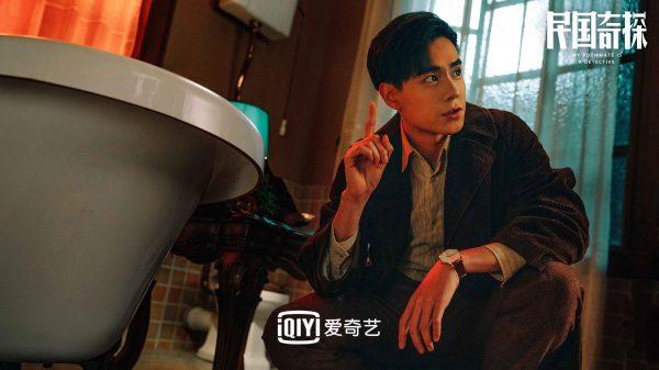 ซีรี่ย์จีนใหม่ของหูอี้เทียน - หูอี้เทียน - Hu Yitian - 胡一天- My Roommate is a Detective - 民国奇探- ซีรี่ย์จีนแนวสืบสวน - ซีรี่ย์จีนไตรมาสแรก 2020 - ซีรี่ย์จีนปี 2020 - ซีรี่ย์จีนคอเมดี้ - ซีรี่ย์จีนครึ่งปีแรก 2020 - iQIYI - พระเอกจีน - พระเอกซีรี่ย์จีน - ดาราจีน - ดาราชายจีน - นักแสดงจีน - นักแสดงชายจีน - คนดังจีน - ซุปตาร์จีน - บันเทิงจีน - ข่าวจีน - ซีรี่ย์จีนแนวอาชญากรรม - Handsome Siblings - A Love So Beautiful - ซีรี่ย์จีนแนวพีเรียด
