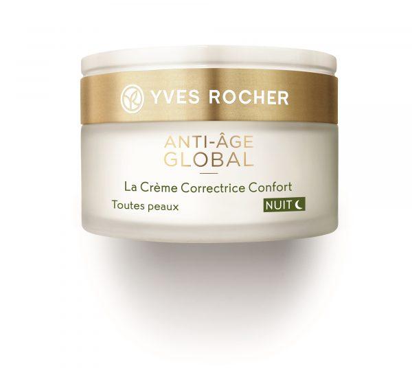 แนะนำสกินแคร์ – เมคอัพแบรนด์ดัง - The Anti Aging Comfort Cream All Skin Types - Night