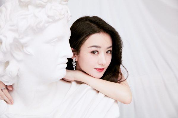 จ้าวลี่อิ่ง - เจ้าลี่อิ่ง - Zhao Liying - Zanilia Zhao - 赵丽颖