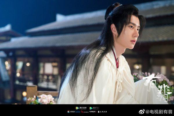 พระเอกซุปตาร์จีน - หวังอี้ป๋อ -王一博 - Wang Yibo - Legend of Fei
