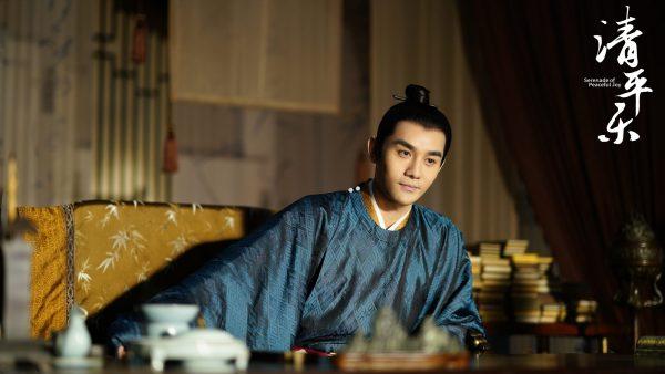 พระเอกซีรี่ย์จีนที่มาแรงที่สุดในขณะนี้ - หวังข่าย - 王凯- Wang Kai - 猎狐 - Hunting - 清平乐- Held in the Lonely Castle - วังเดียวดาย