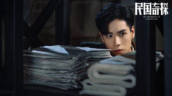 พระเอกซีรี่ย์จีนที่มาแรงที่สุดในขณะนี้ - หูอี้เทียน - หูอีเทียน -胡一天- Hu Yitian - 民国奇探 - My Roommate is a Detective - iQIYI