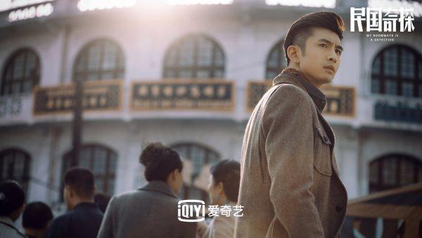 นักแสดงค่ายหยางมี่ - จางอวิ๋นหลง - Zhang Yunlong - My Roommate is a Detective - ยอดนักสืบแห่งยุคสาธารณรัฐจีน