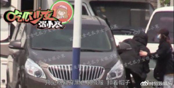 ข่าวลือคู่รักดาราจีน - หยางมี่- เว่ยต้าซวิน -杨幂- 魏大勋- Yang Mi - Wei Daxun