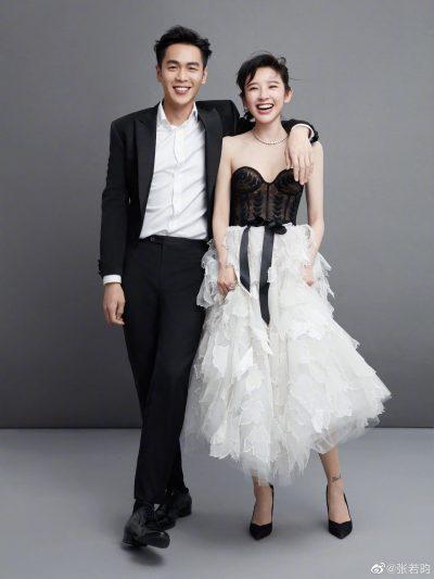 จางรั่วอวิ๋น - ถังอี้ซิน - คู่รักดาราจีน