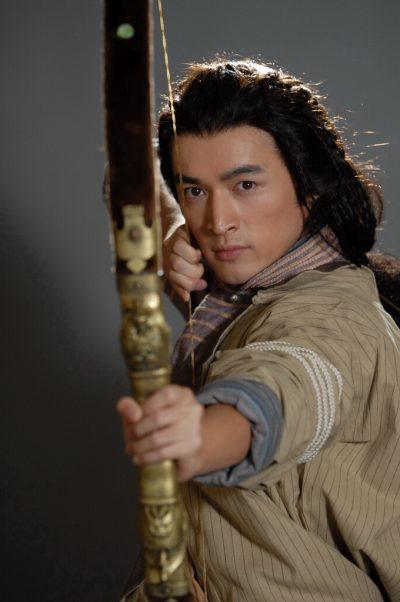 ซีรี่ย์จีนสุดคลาสสิก - The Legend of the Condor Heroes 2008 - มังกรหยก 2008 - หูเกอ - หลินอีเฉิน - เอเรียล หลิน - WeTVth