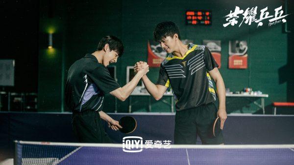 ซีรี่ย์จีนล็อตใหม่จากการรวมตัวของ 2 พระเอกจีน - ไป๋จิ้งถิง - Bai Jingting - Xu Weizhou - Timmy Xu - สวี่เว่ยโจว- ทิมมี่ สวี่ - 白敬亭 -许魏洲 - PINGPONG - 荣耀乒乓