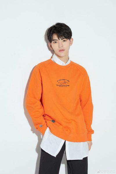 秦柱强- Qin Zhuqiang- ฉินจู้เฉียง -Huaying Entertainment – We Are Young 2020 - 少年之名