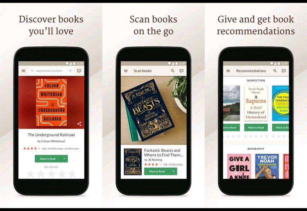 ,หนังสือออนไลน์, อ่านหนังสืออนไลน์, ขายหนังสือออนไลน์,SOOK Library,Audible,NaiinPann,Goodreads,Forest: Stay focused