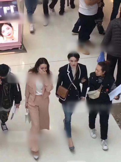 ตี๋ลี่เร่อปา-จางซินอวี่ - Love Advanced Customization - ออกแบบรักฉบับพิเศษ - 幸福触手可及 - ตี๋ลี่เร่อปา - Dilireba -迪丽热巴 - จางซินอวี่ - Viann Zhang -Zhang Xinyu - 张馨予