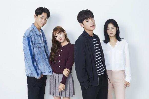 Extracurricular, Netflix, ซีรี่ย์เกาหลี