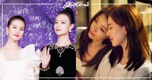หลิวซือซือ-หนีนี - หลิวซือซือ - หนีนี - 刘诗诗- 倪妮- Liu Shishi - Cecilia Liu - Ni Ni - นางเอกจีน - นางเอกซีรี่ย์จีน - นักแสดงจีน - นักแสดงหญิงจีน - ดาราจีน - ดาราหญิงจีน - ซุปตาร์จีน - คนดังจีน- บันเทิงจีน - ข่าวจีน - ซีรี่ย์จีนปี 2020 - ซีรี่ย์จีนเรื่องใหม่ - ซีรี่ย์จีนแนวมิตรภาพ - ซีรี่ย์จีนดราม่า -流金岁月 - My Best Friend's Story - Liu Jin Sui Yue