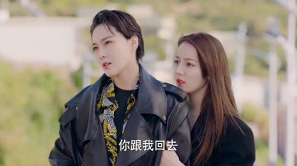 ตี๋ลี่เร่อปา - Dilireba -迪丽热巴 - จางซินอวี่ - Viann Zhang -Zhang Xinyu - 张馨予