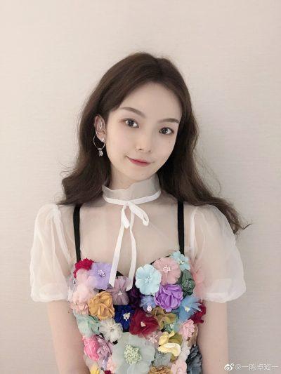 陈卓璇 - Chen Zhuoxuan - Krystal Chan - อาจิง