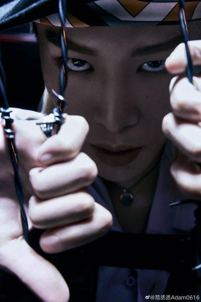 ฟ่านเฉิงเฉิง – 范丞丞 – Adam Fan – Fan Chengcheng – น้องชายฟ่านปิงปิง – NEX7 – 乐华七子NEXT – NINE PERCENT