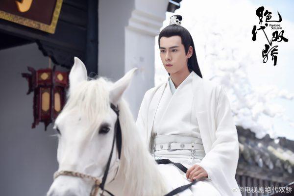 พระ-นางซีรี่ย์จีน - Hu Yitian - หูอี้เทียน - Handsome Siblings