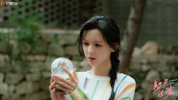 Ding Yuxi - 丁禹兮- Ryan Ding - 韫色过浓- Intense Love – Zhang Yuxi - จางอวี่ซี - 张予曦