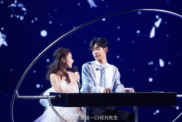 彭小苒 - Peng Xiaoran - เผิงเสี่ยวหรัน -เฉินซิงซวี่-陈星旭- Chen Xingxu