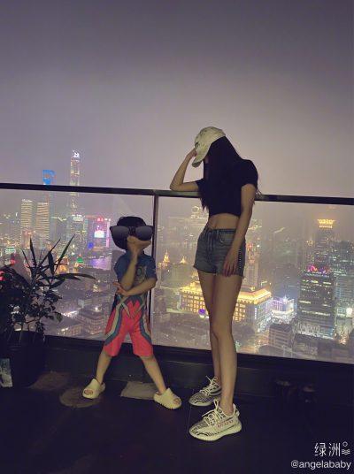 แองเจล่าเบบี้ - หยางอิ่ง - 杨颖 - Angelababy - Yang Ying - Huang Xiaoming -หวงเสี่ยวหมิง