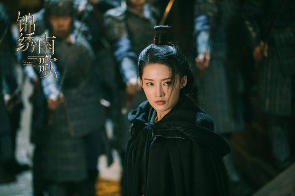 หลี่ชิ่นส่งซีรี่ย์จีนใหม่ - หลี่ชิ่น - Li Qin - 李沁 - 锦绣南歌 -The Song of Glory - WeTV