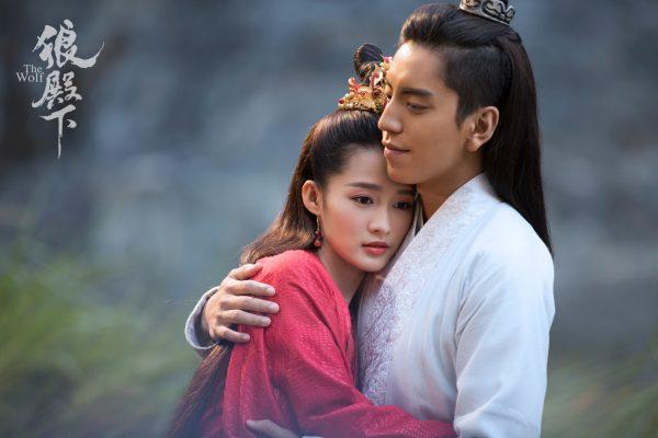 หลี่ชิ่น - Li Qin - 李沁 -狼殿下-The Wolf - The Majesty of - Sean Xiao - Xiao Zhan - เซียวจ้าน - Wang Dalu - หวังต้าลู่