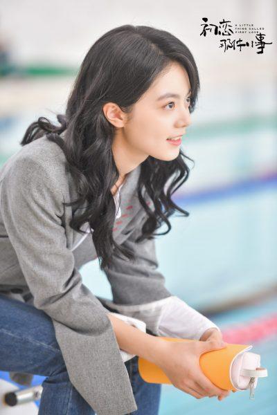 จ้าวจินม่าย -赵今麦- Zhao Jinmai - Angel Zhao - นักแสดงซีรี่ย์จีนสิ่งเล็กเล็กที่เรียกว่ารัก - ซีรี่ย์จีนสิ่งเล็กเล็กที่เรียกว่ารัก - A Little Thing Called First Love – สิ่งเล็กเล็กที่เรียกว่ารัก - 初恋那件小事