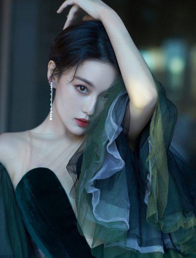 นางร้ายซีรี่ย์จีน -จางซินอวี่ - Zhang Xinyu - Viann Zhang - 张馨予