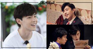 เติ้งหลุน พระเอกซีรี่ย์จีนAshes of Love - เติ้งหลุน - 邓伦 - Deng Lun - 密室大逃脱2 - Great Escape S2 - พระเอกจีน - พระเอกซีรี่ย์จีน - ดาราจีน - ดาราชายจีน - นักแสดงชายจีน - คนดังจีน - ซุปตาร์จีน -ข่าวจีน -บันเทิงจีน - รายการจีน