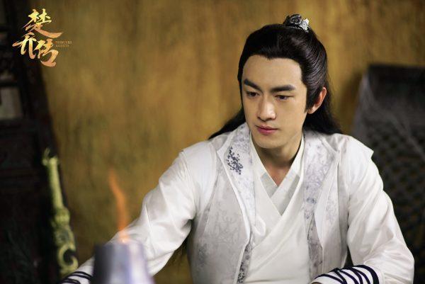 พระเอกฉู่เฉียว - หลินเกิงซิน - Lin Gengxin -Kenny Lin - 林更新