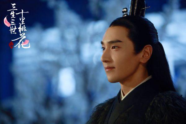 พระเอกป่าท้อสิบหลี่ - จ้าวโย่วถิง - เจ้าโย่วถิง - มาร์ค จ้าว - Zhao Youting - Mark Chao - 赵又廷