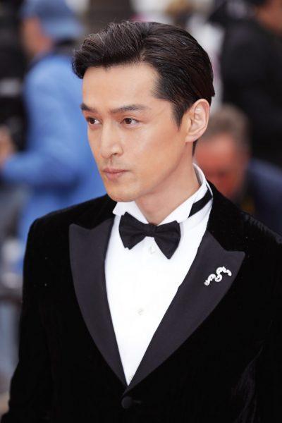 ลุคไร้หนวดเคราของดาราชายจีน - หูเกอ - 胡歌- Hu Ge