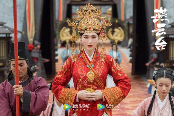 ถังเยียน - Tang Yan -唐嫣 - 燕云台 - The Legend of Xiao Chuo