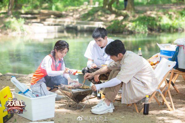ถานซงอวิ้น - Tan Songyun - 谭松韵 - ซ่งเวยหลง - Song Weilong - 宋威龙- จางซินเฉิง - Zhang Xincheng - 张新成 - WeTVth - ถักทอรักที่ปลายฝัน - 以家人之名