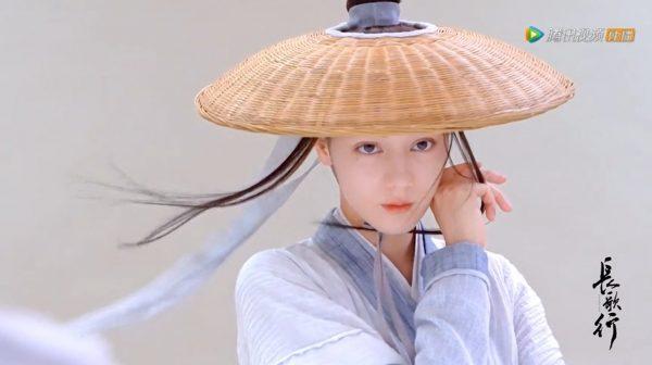 Dilireba - ตี๋ลี่เร่อปา - 迪丽热巴 - 长歌行 - Chang Ge Xing - ฉางเกอสิง
