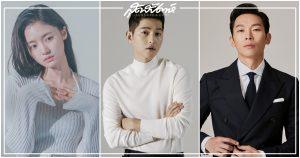 ค่ายใหม่ซงจุงกิ, ค่ายนักแสดงเกาหลี, ซงจุงกิ, นักแสดงเกาหลี, Song Joong Ki, 송중기, 하이스토리 디앤씨, HiSTORY D&C, 고보결, Go Bo Gyeol, YANG KYUNG WON, 양경원, นักแสดงสมทบเกาหลี, พระเอกเกาหลี, Crash Landing On You, Hi Bye Mama, นักแสดงค่าย HiSTORY D&C